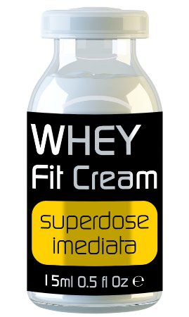Yenzah Ampola Whey Fit Cream 15ml