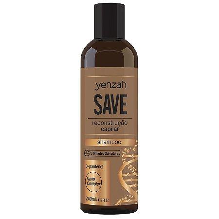 Yenzah Shampoo SAVE - 240ml