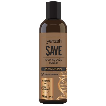 Yenzah Condicionador SAVE - 240ml
