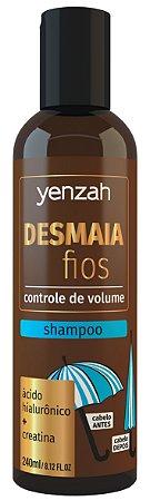 Yenzah Desmaia Fios - Shampoo