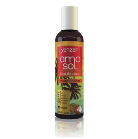Yenzah Amo Sol - Condicionador 240ml