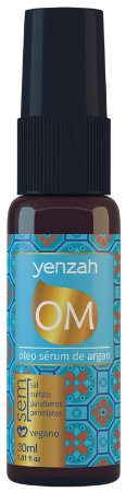 Yenzah OM - Óleo de Argan: Sérum 30ml