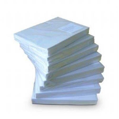 5 Pacotes  - Papel Arroz A4 - 500 unidades