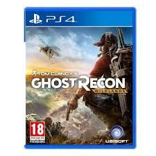 Jogo Tom Clancys: Ghost Recon Wildlands - PS4