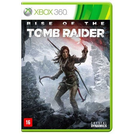 Jogo Rise of the Tomb Raider - Xbox 360