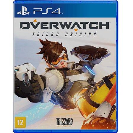 Jogo Overwatch: Origins Edition - PS4