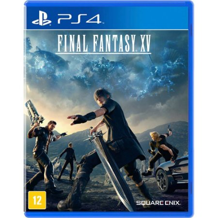 Jogo Final Fantasy XV - Final Fantasy 15 - PS4