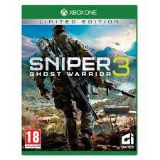 Jogo Sniper Ghost Warrior III - Xbox One