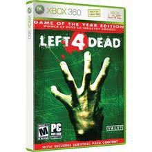 Jogo Left 4 Dead (GOTY) - Xbox 360