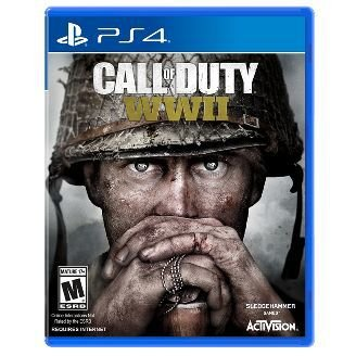 Jogo Call of Duty: World War II - PS4