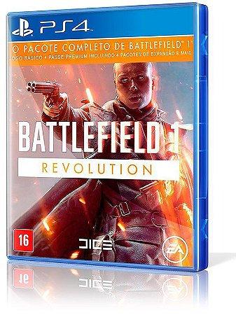 Jogo Battlefield 1: Revolution - PS4
