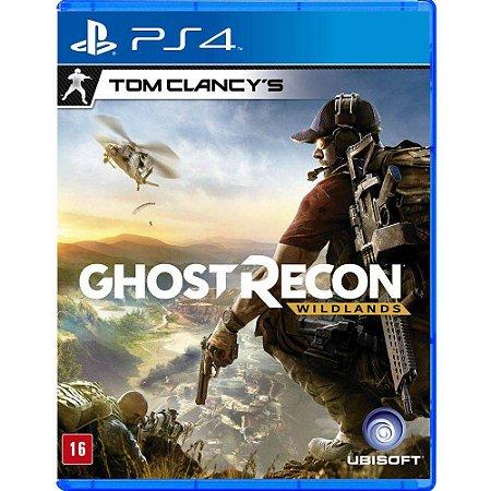 Ghost Recon Wildlands - PS4 (Usado)