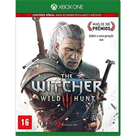 The Witcher III: Wild Hunt - Xbox one (Usado)