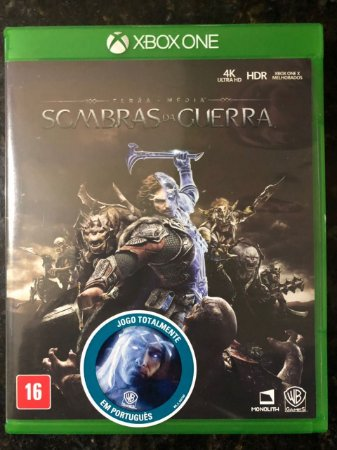 Terra-média: Sombras da Guerra - Xbox One