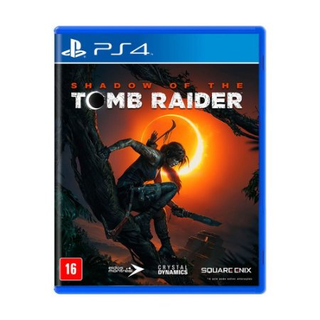 Jogo Shadow of The Tomb Raider - PS4