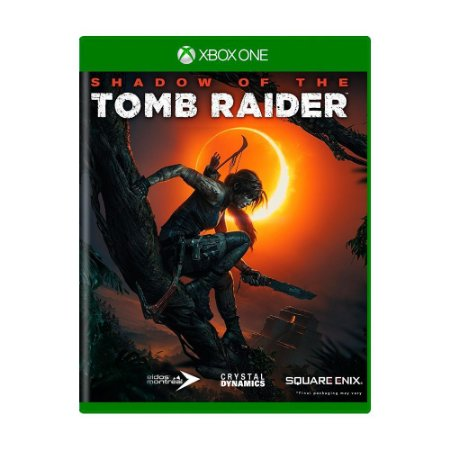 Jogo Shadow of The Tomb Raider - Xbox One  (Pré Venda)
