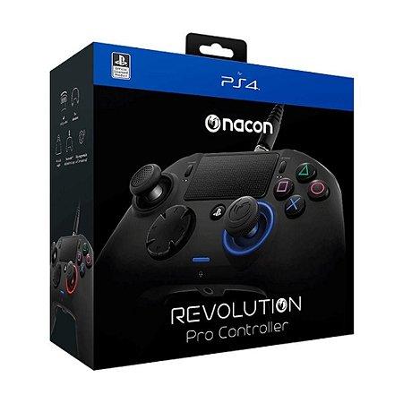 Controle NACON Revolution PRO - PS4 e PC