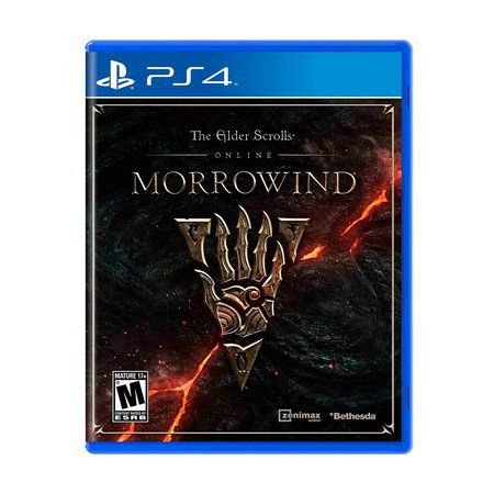 Jogo The Elder Scrolls Online: Morrowind - PS4