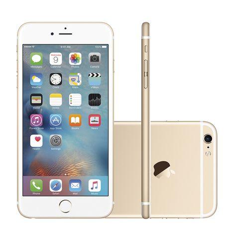 Iphone 6s dourado 16gb