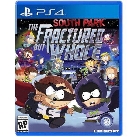 Jogo South Park: A Fenda que Abunda Força - PS4