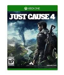 Jogo Just Cause 4 - Xbox One