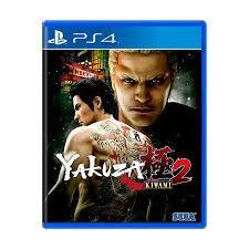 Jogo Yakuza Kiwami 2 - PS4
