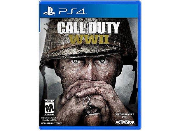 Jogo Call of Duty: World War II - PS4 ( Usado )