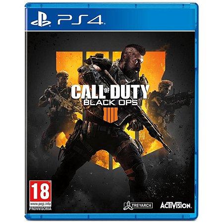 Call Of Duty Black Ops IIII Ps4 ( Usado )