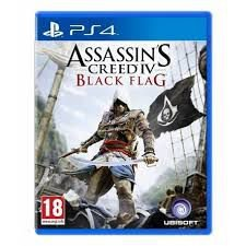 Jogo Assassins Creed Iv: Black Flag - Ps4 ( Usado )