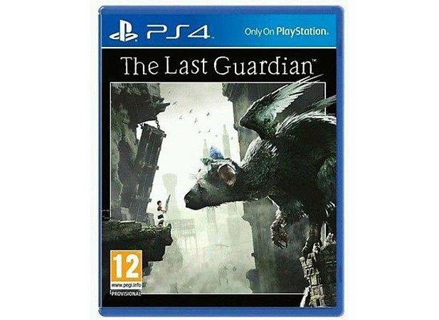 Jogo The Last Guardian Ps4 ( Usado )