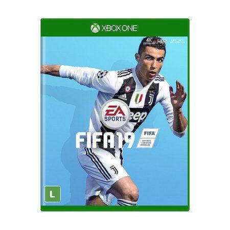 Jogo Fifa 19 - Xbox One ( usado )