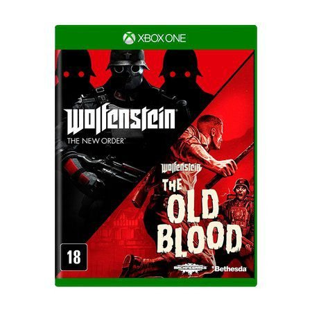 Jogo Wolfenstein The New Order - Xbox One ( usado )
