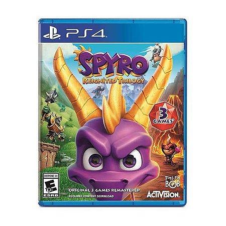 Jogo Spyro - Ps4