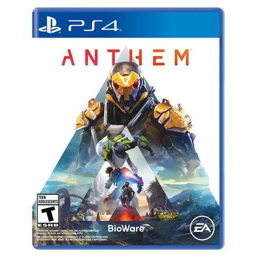 Jogo Anthem - PS4