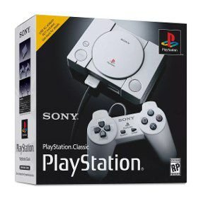 Console PlayStation 1 Classic Edition