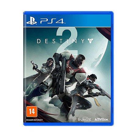 Jogo Destiny 2 - PS4