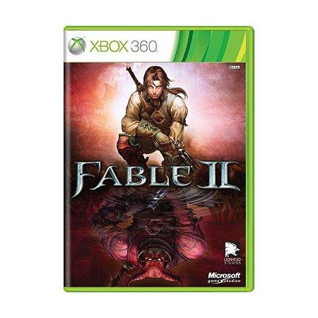 Jogo Fable II - Xbox 360