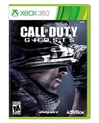 Jogo Call Of Duty Ghosts - Xbox 360 (Usado)