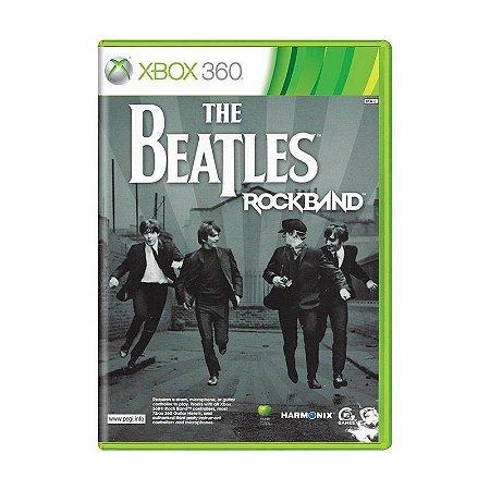 Jogo The Beatles: Rock Band - Xbox 360 (Usado)