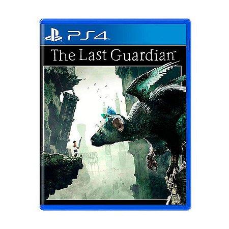 Jogo The Last Guardian - Ps4 Usado
