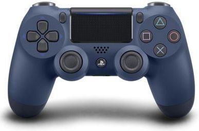 Controle Sony Dualshock 4 Midnight Blue sem fio - Ps4