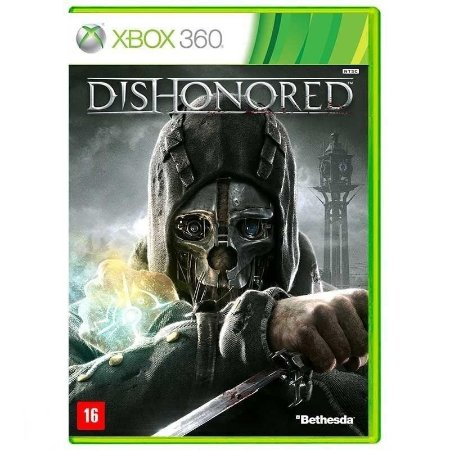 Jogo Dishonored Xbox 360