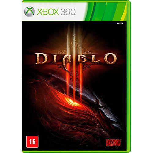 Jogo Diablo III - Xbox 360 Usado