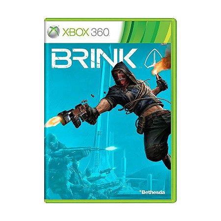 Jogo Brink - Xbox 360 Usado