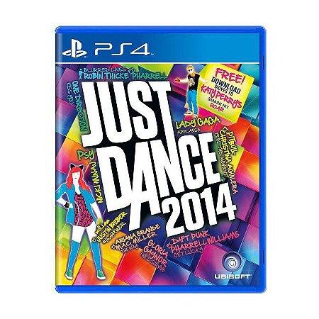 Jogo Just Dance 2014 - Ps4 Usado