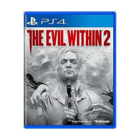 Jogo The Evil Within 2 - Ps4 Usado
