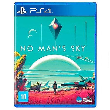 Jogo No Mans Sky - Ps4 Usado