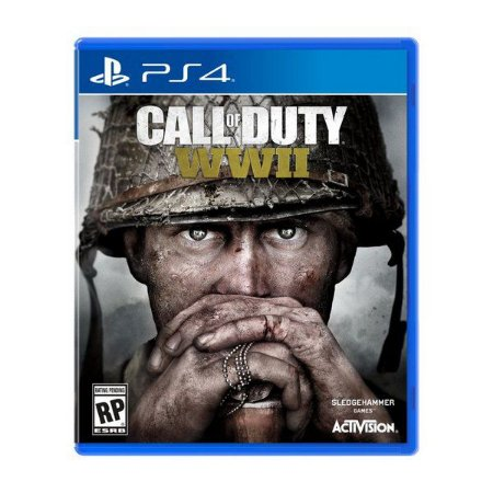 Jogo Call Of Duty WWII - Ps4 Usado