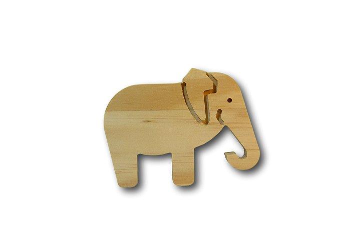Enfeite para quarto infantil Elefante Tetê