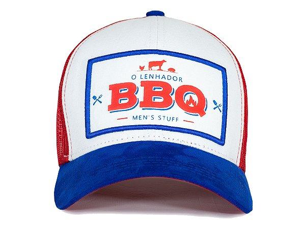 Boné O Lenhador BBQ Texas